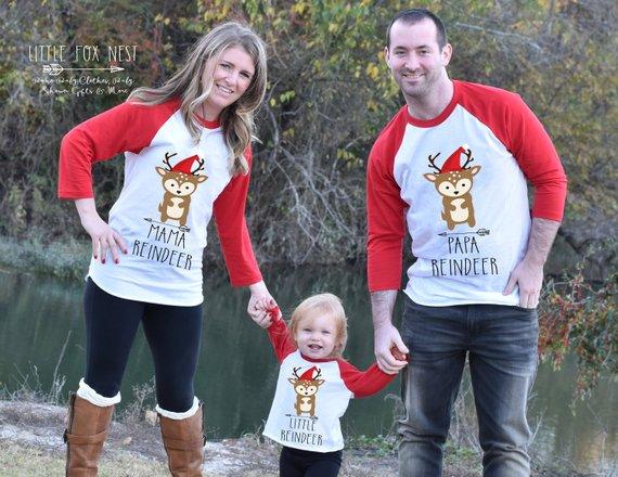 Matching Christmas Outfits, Matching Christmas Shirts, Christmas .