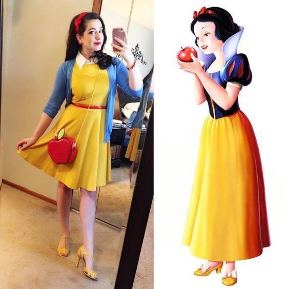 15 Beautiful Fantasia Disneybound Ideas, Copy Their Style .