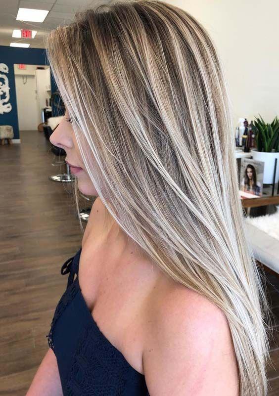 Fantastic Blonde Balyage Hair Colors Highlights for 2018 | Hair .