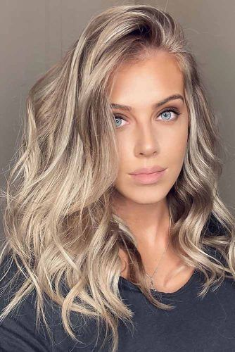 54 Fantastic Dark Blonde Hair Color Ideas | Dark blonde hair color .