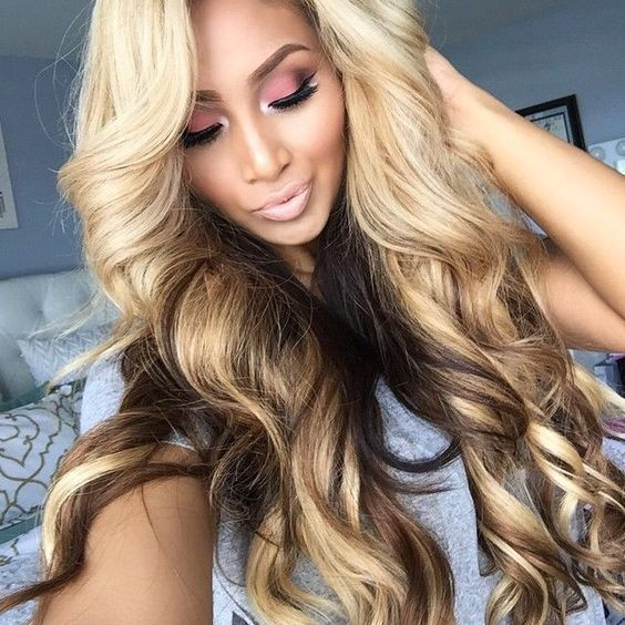 15 Fantastic Blonde Hair Style For Brown Woman That Look Amazing .