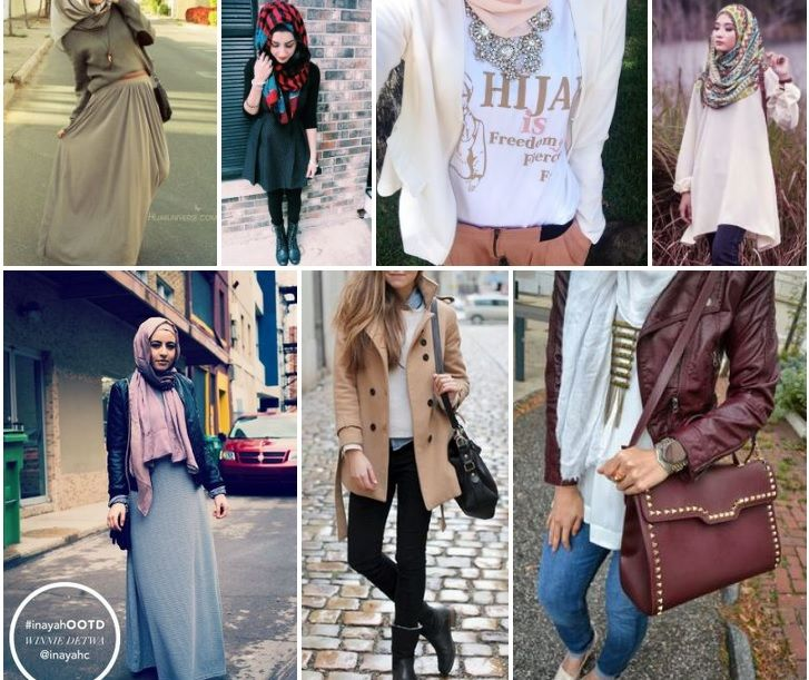 Back to School Outfit Ideas - The Muslim Gi