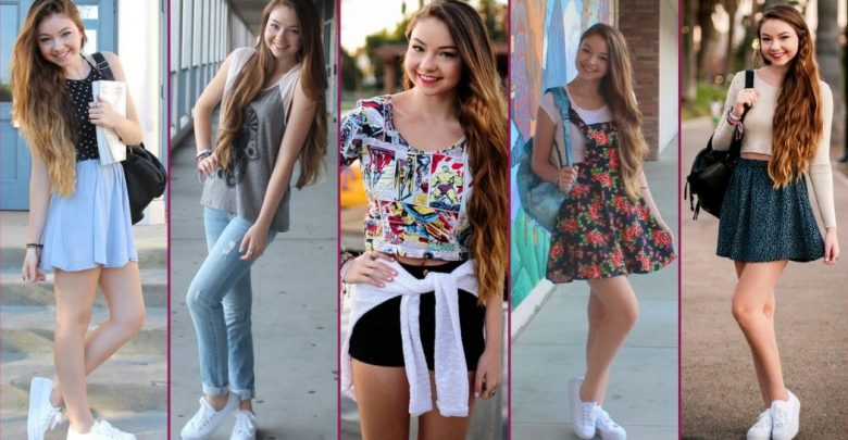 10 Stylish Spring Outfit Ideas for School | Pouted.c
