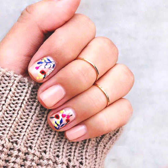 Over 50 Bright Summer Nail Art Designs That Will Be So Trendy All .