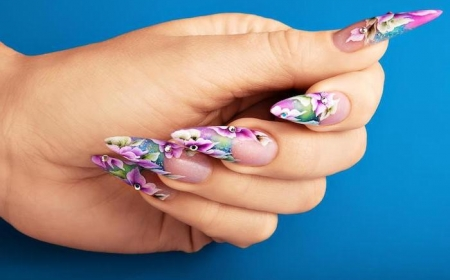 ▷ 1001 + ideas for cute nail designs you can rock this summ