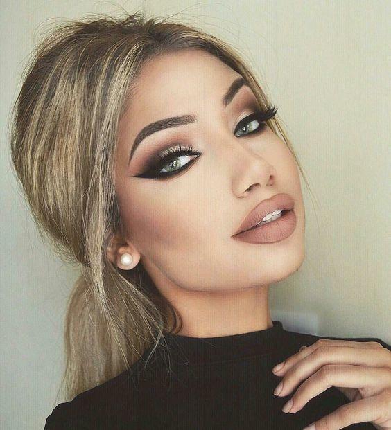 Account Suspended   Beautiful makeup, Eye makeup styles, Hair make