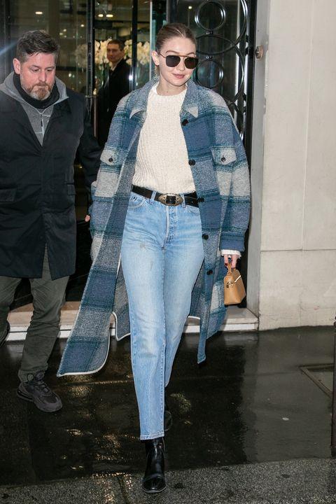 88 Gigi Hadid Outfit Photos | How to Copy Gigi Hadid's Sty