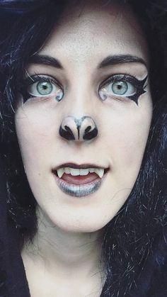 10+ Best Bat makeup images | bat makeup, halloween makeup, make
