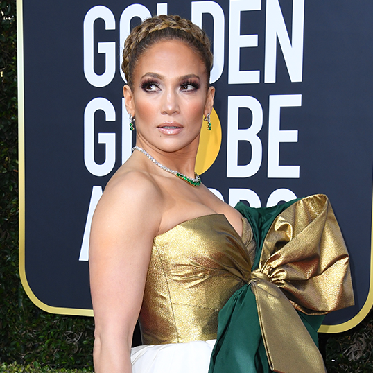 Best Red Carpet Dresses From the 2020 Golden Glob