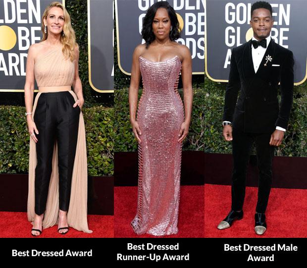Fashion Critics' 2019 Golden Globe Awards Roundup - Red Carpet .