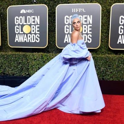 Golden Globes best fashion on the red carpet - CNN Sty
