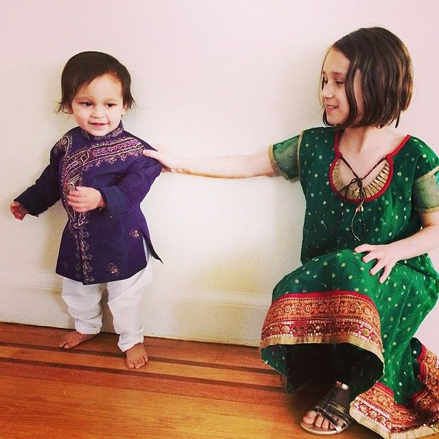 Gorgeous Easter Clothes inspired by India! via thenewyorkmom.com .