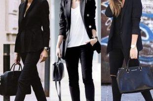 15 Große Inspiration Casual Outfit Für Business Frau Die Einfach .