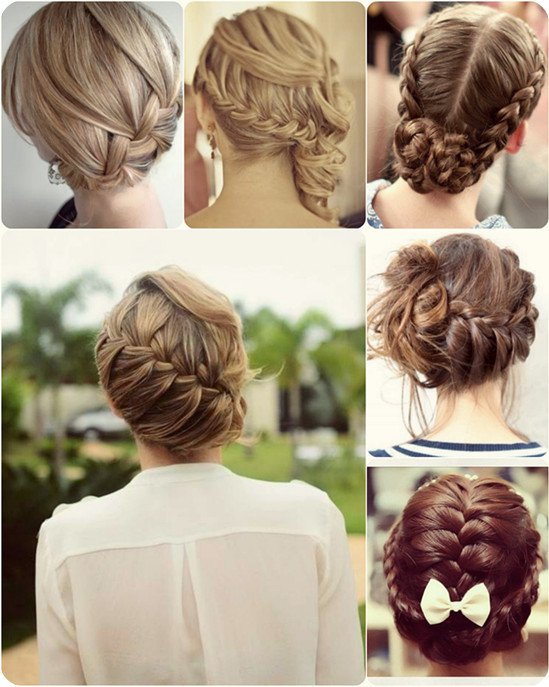 25 Wonderful Hairstyle Ideas for Christmas and Holidays - Pretty .