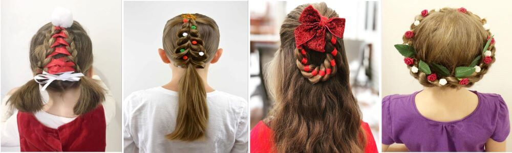 Chic And Elegant Christmas Party Hair Styles For Girls To Catch .