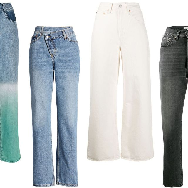 18 Best High-Waisted Jeans for Women - Stylish Mom Jeans 20