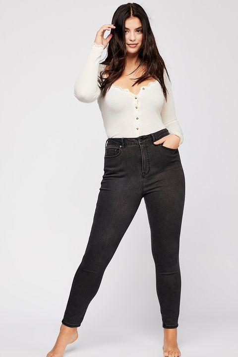 16 Best High-Waisted Jeans for Women — 2020 High-Waisted Den