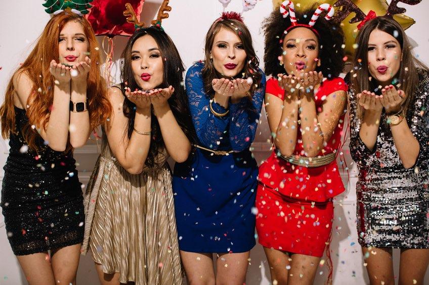 Holiday Party Dress Codes - Addison Magazi