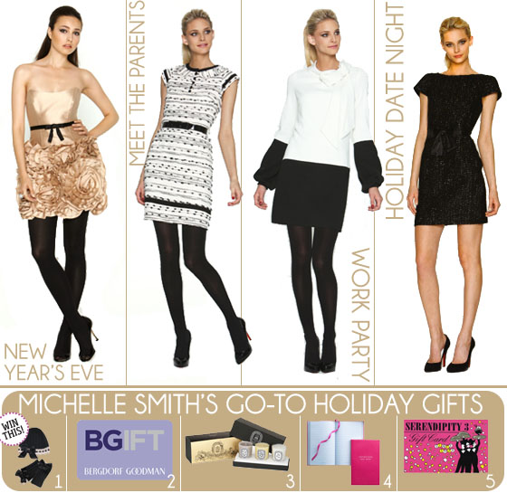 Dress Guide: A Dress for Every Holiday Party & Occasion | Melissa .