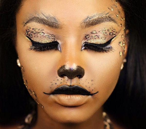 WordPress › Installation | Holiday party makeup, Cat halloween .