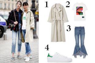 5 Ways to Wear Fringe Jeans - How to Style Fringe Jea