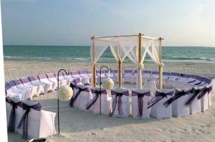 20 AMAZING BEACH WEDDING IDEAS...... - Godfather Style   Wedding .