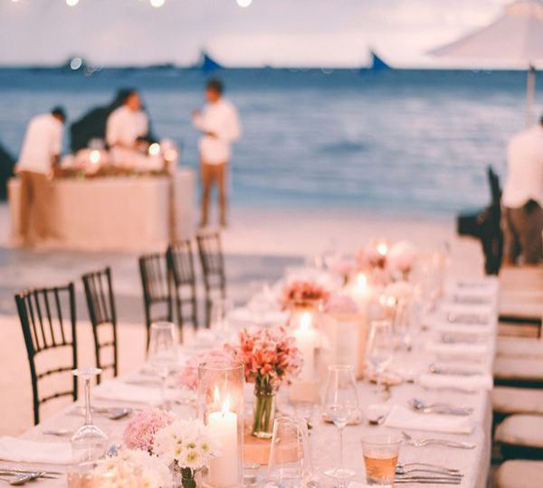 32 Freshing Beach Themed Wedding Ideas for 20