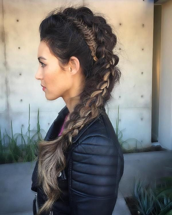 38 Perfectly Imperfect Messy Hairstyles for All Lengths in 2020 .