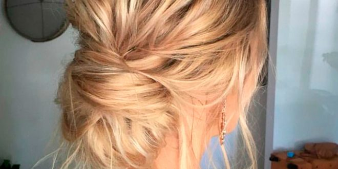 Perfectly Imperfect Messy Hairstyles for All Lengt