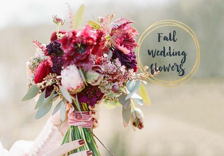 33 Impressive Fall Wedding Flowers For Your Special Day - FTD.c