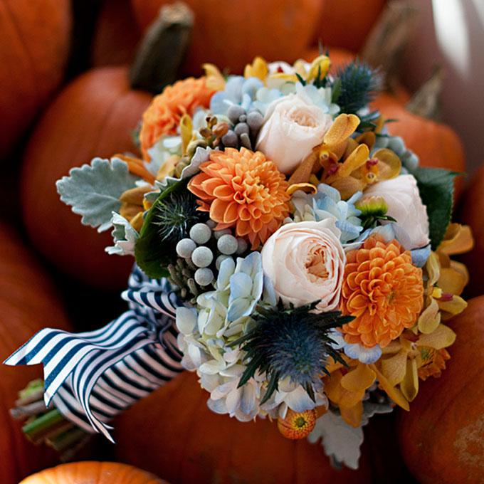 25 Fall wedding flowers ideas - This Old Ha