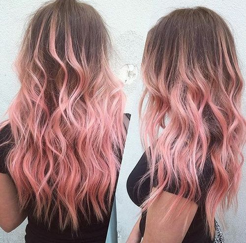 40 Pink Hairstyles as the Inspiration to Try Pink Hair | Hair .