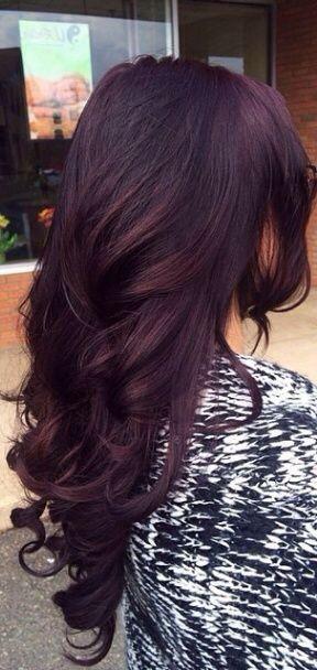 Astounding 25 Intense Violet Hair Color https://fazhion.co/2017/11 .