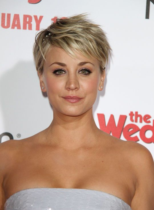 Allow Kaley Cuoco-Sweeting to Show You a Creative Way to Put a .