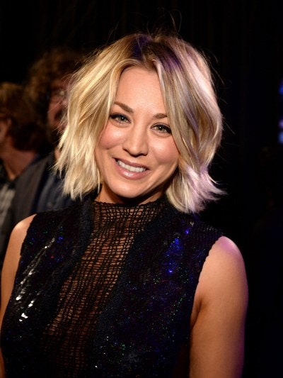 Kaley Cuoco Hair Evolution: See How She Grew Out Her Pixie | Glamo