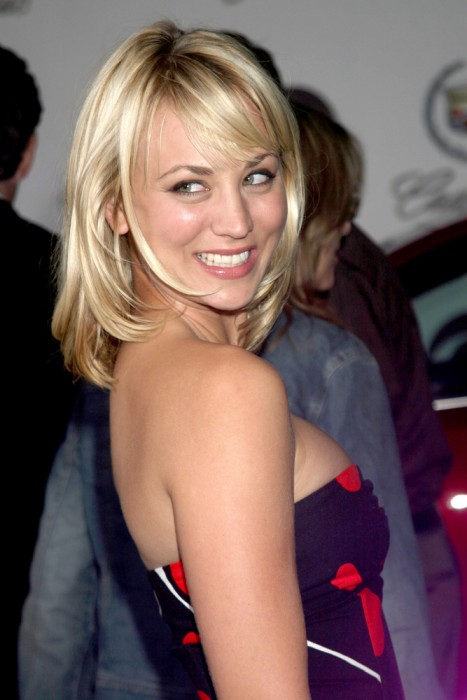 15 Best Kaley Cuoco Hairstyles | Hairstyles Upda