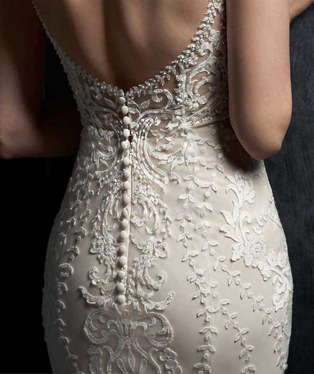 Style 1734 | Kenneth Winston | Kenneth winston wedding dresses .