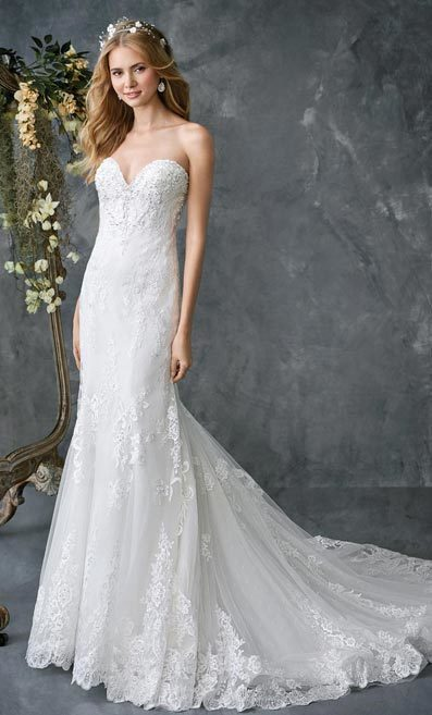 Kenneth Winston's Spring 2018 Collection - Collections - Bridal Buy