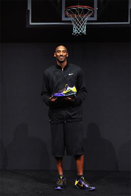 life in style: Nike and Kobe Bryant launch New Zoom Kobe V, lower .
