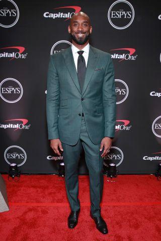 Kobe Bryant's best style moments through the yea