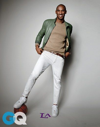 Style with a Competitive Edge | Nba fashion, Kobe bryant pictures .
