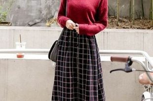 Best 11 Korean Fall Fashion For Women 11 Korean Fall Fashion For .