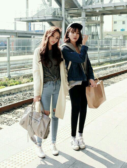 Korean Fall Fashion❤❤ | K-Pop Ami