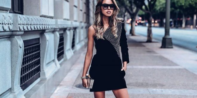 Perfect Little Black Dress You Were Looking For - The Trend Spott