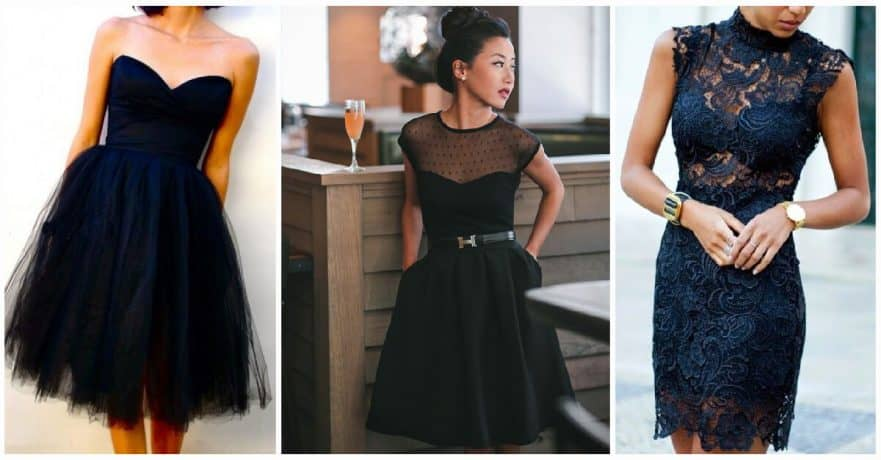 27 On-Trend Little Black Dress Ideas for Fashionist