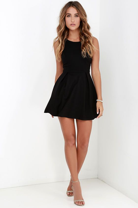 50 Inspiration For Little Black Dress Outfit Trends | Little black .