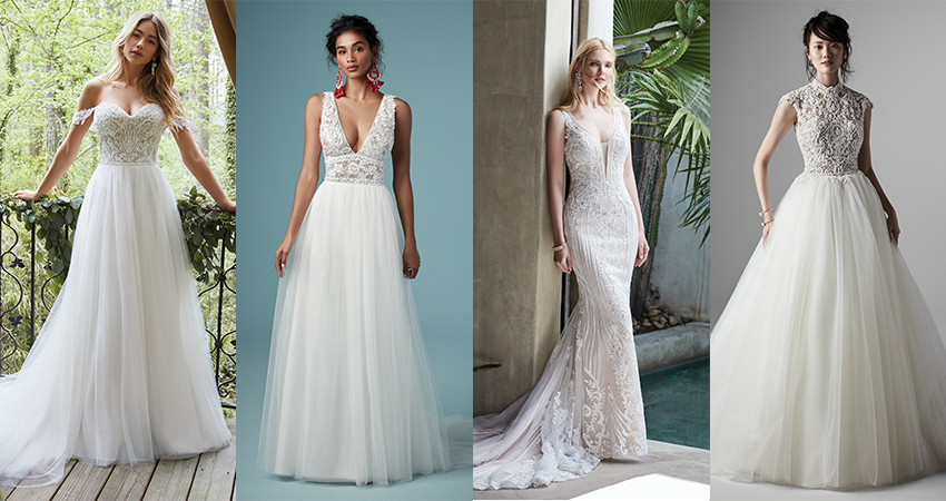 How Much Do Maggie Sottero Wedding Dresses Cost? - Love Magg