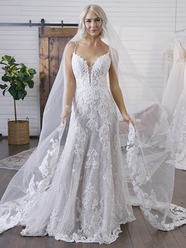 Lace Wedding Dresses and Gowns | Maggie Sotte