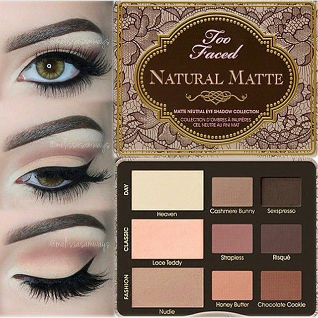 Eyeshadow Palettes: Our Best Eye Shadow Collections - Too Faced .