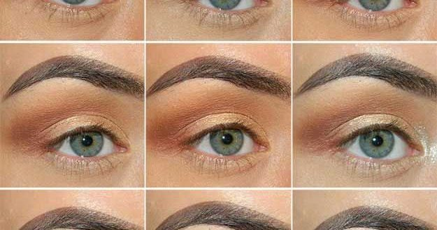 34 Matte Makeup Tutorials - The Goddess | Fall makeup tutorial .